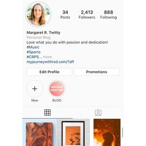 Other - Follow Me On Instagram